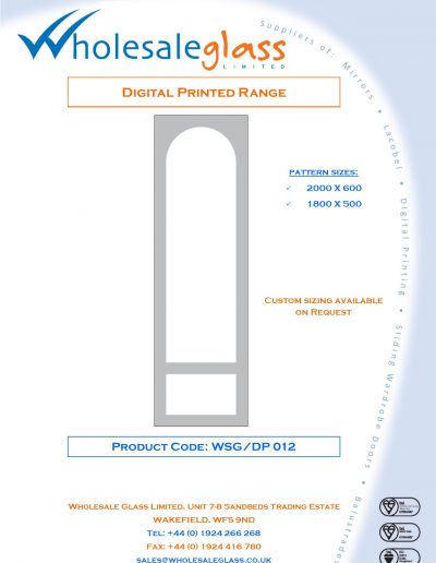 Designs on Letterheads Digi Print WSG 13