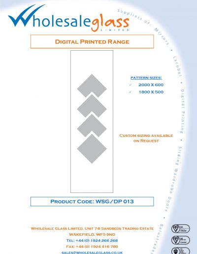 Designs on Letterheads Digi Print WSG 14