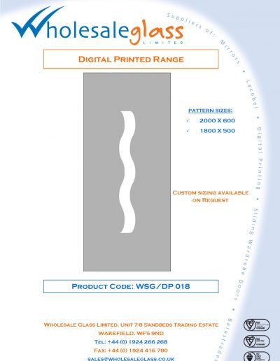 Designs on Letterheads Digi Print WSG 19